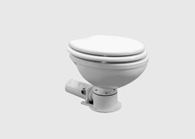 WC elettrico in acciaio inox SCM marine